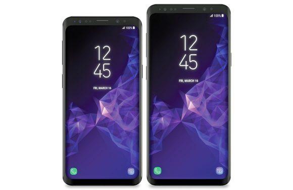 Foto: 'Dit zijn de Samsung Galaxy S9 en Galaxy S9 Plus' – update
