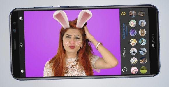Huawei Mate 10 Lite AR Lens