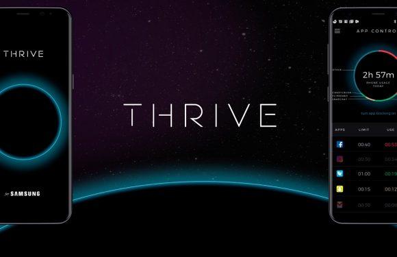 Benut je tijd effectief met de Thrive-app voor Android