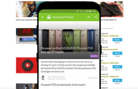 Android nieuws #5: Huawei P20 en Googles overname van HTC