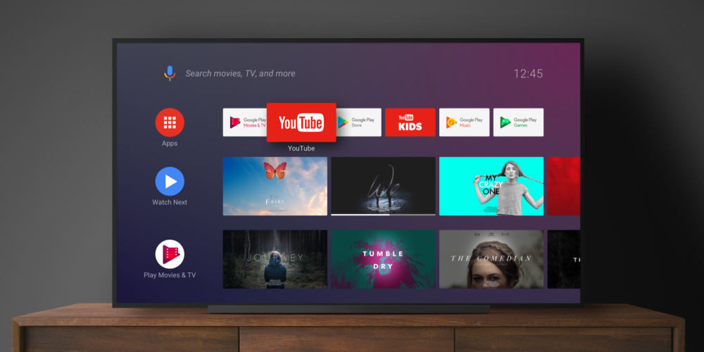 Ziggo Go Android TV-app