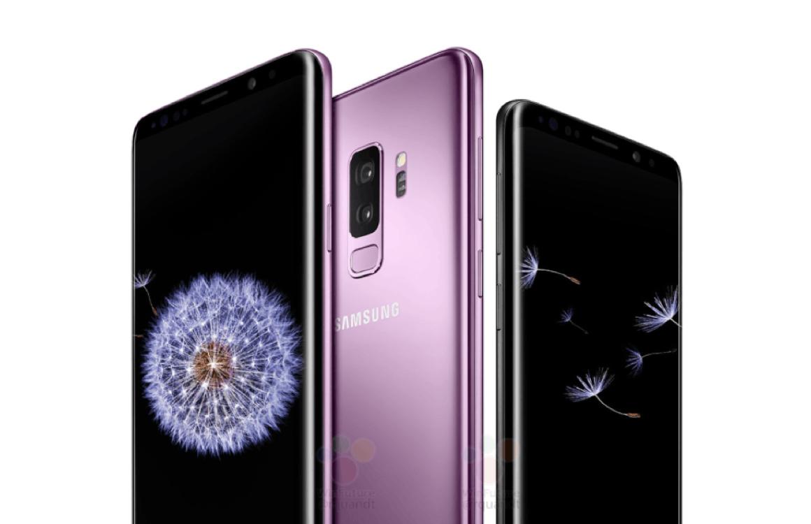 'Dit wordt de prijs van de Samsung Galaxy S9 en S9 Plus'