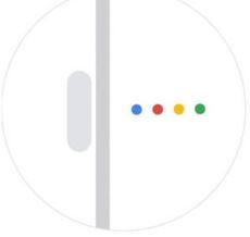 Google Pixel 3 Assistant-knop