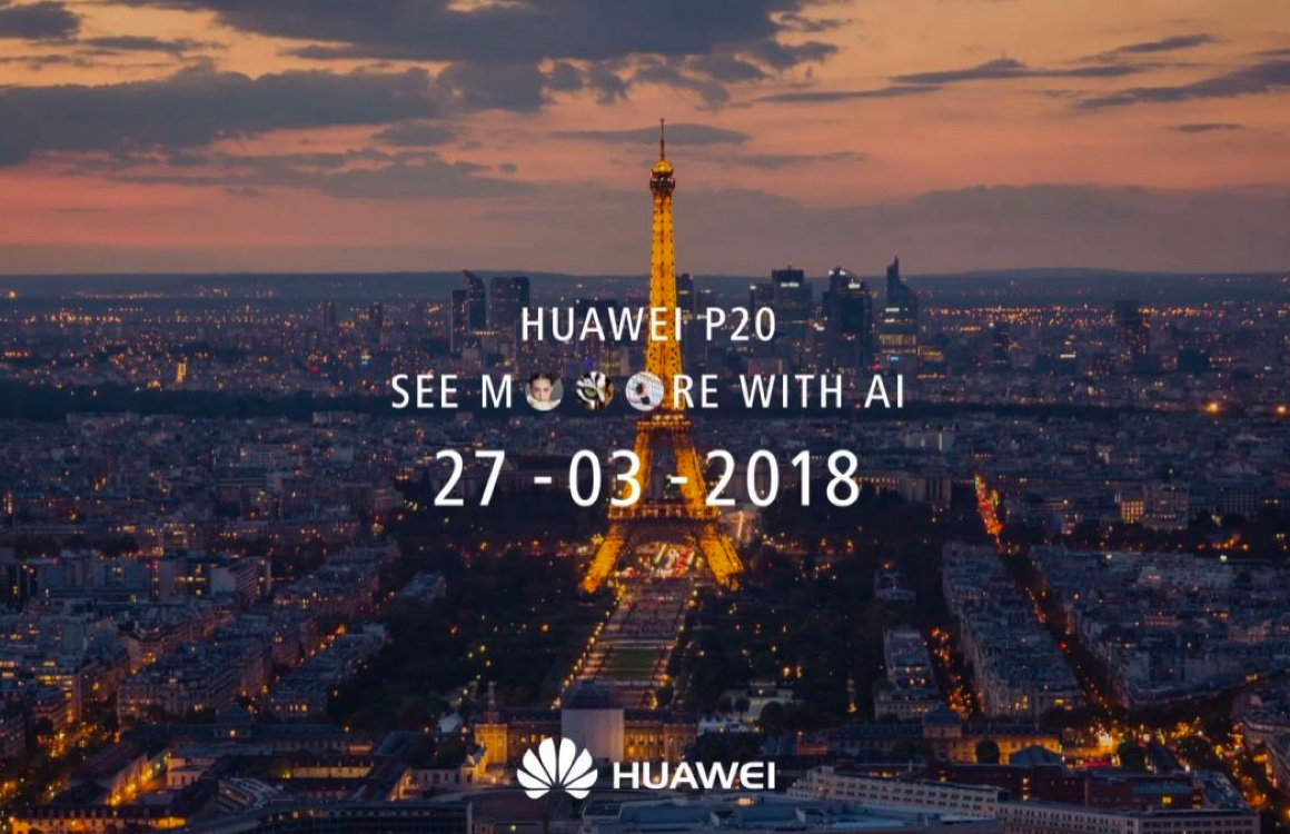 Huawei P20 prijs