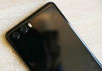 Foto's: 'Huawei P20 heeft randloos scherm, extra camera's'