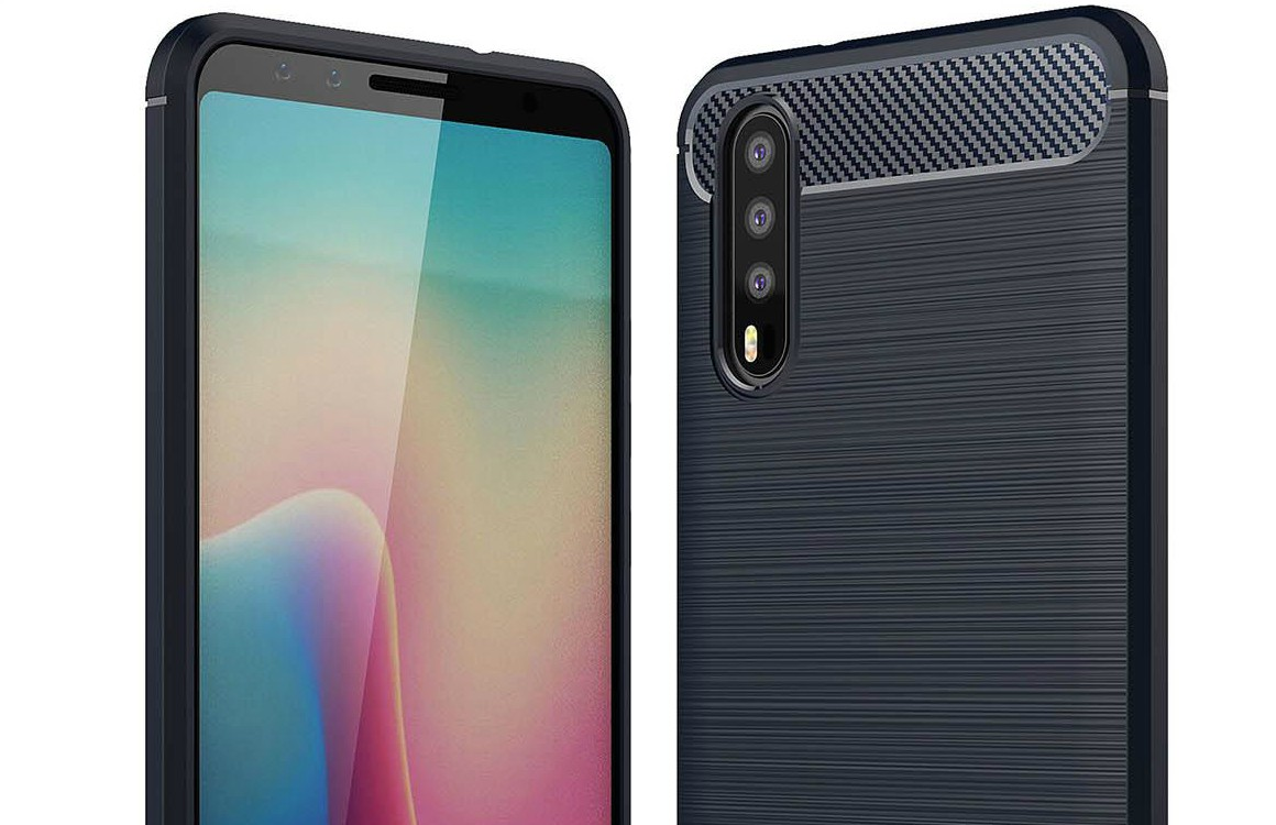 Foto's: Huawei P20 krijgt driedubbele camera, P20 Lite heeft 'notch'