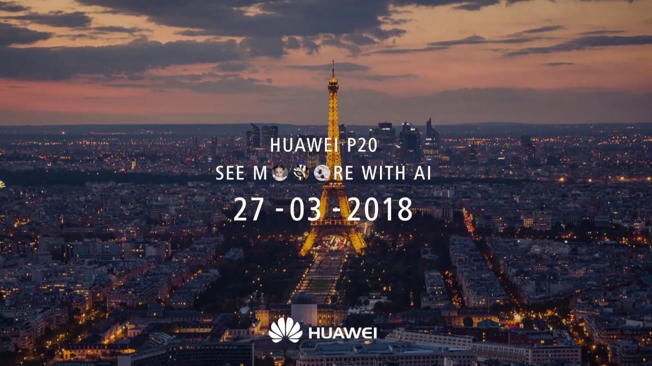 Huawei bevestigt: nieuw vlaggenschip heet de P20