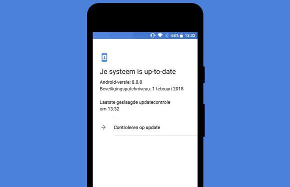 Android beveiligingsupdate
