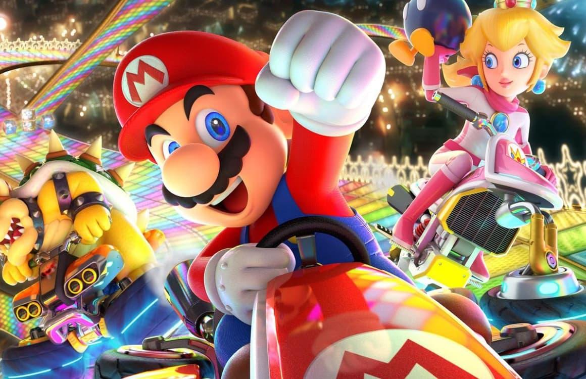 Mario Kart Tour nu beschikbaar voor je Android-smartphone