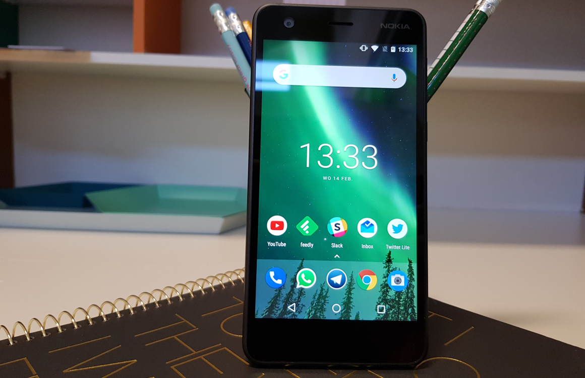 Nokia 2 review: goedkoop toestel met lange adem is veel te traag
