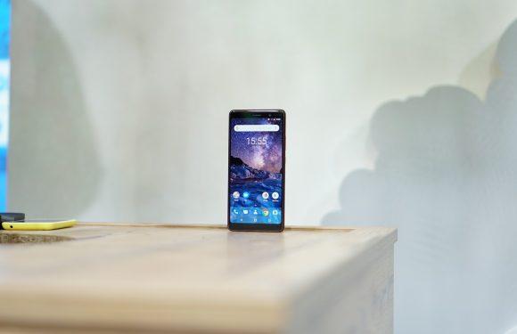 Nokia 7 Plus met grote accu verschijnt in Nederland voor 399 euro