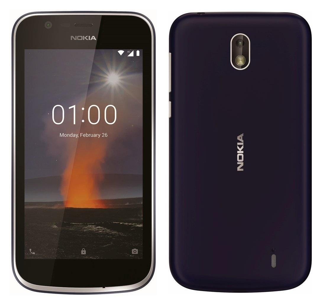 Nokia 1 foto's