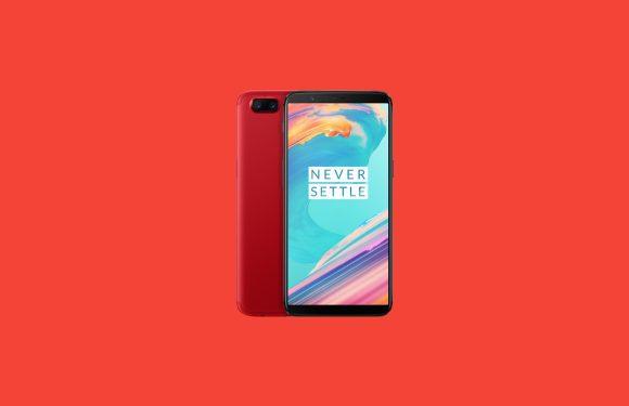Laatste kans: win een exclusieve rode OnePlus 5T!