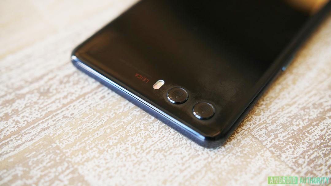 Huawei P20 foto's