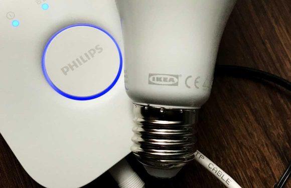 Philips Wekker Licht : Met deze tips koppel je aan philips hue tradfri lampen van ikea