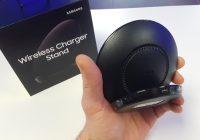 'Foto's van draadloze snellader Samsung Galaxy S9 duiken op'