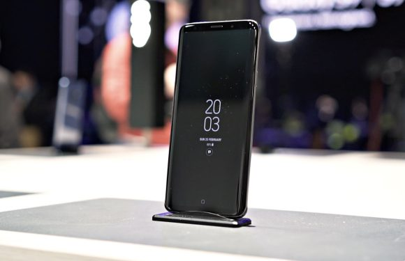 samsung galaxy s9 video