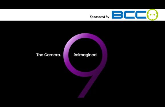 Win een Samsung Galaxy S9 met Android Planet en BCC!