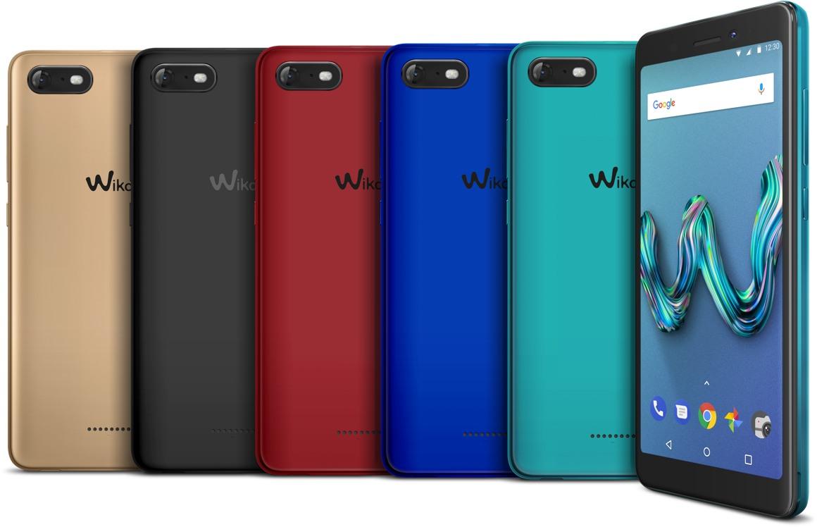 Wiko View 2 officieel
