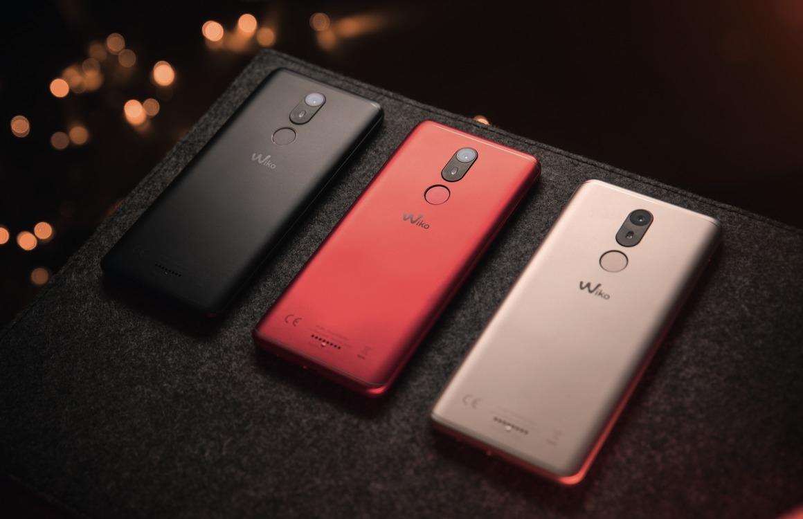 Wiko introduceert acht nieuwe smartphones met 18:9-display