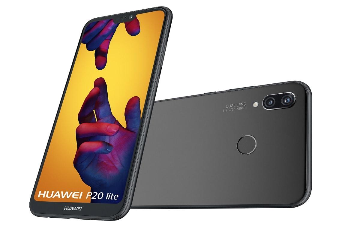 Huawei P20 Lite vanaf maandag in Nederland voor 369 euro