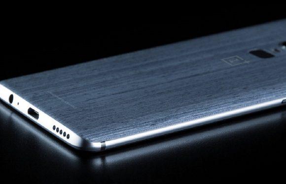OnePlus 6 achterkant gelekt