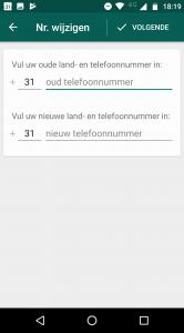 WhatsApp nummerwijziging (3)