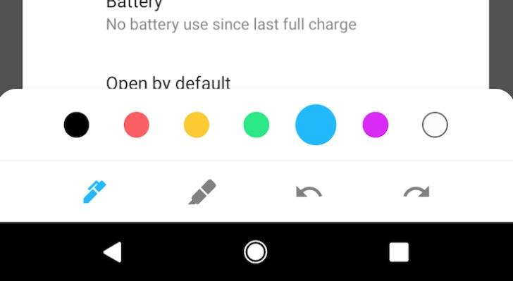 android p verbeteringen