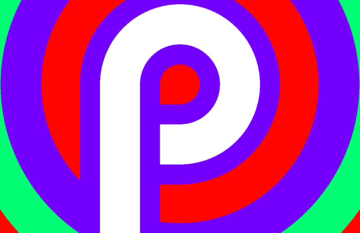 'Google test Android P-interface met veegbewegingen'