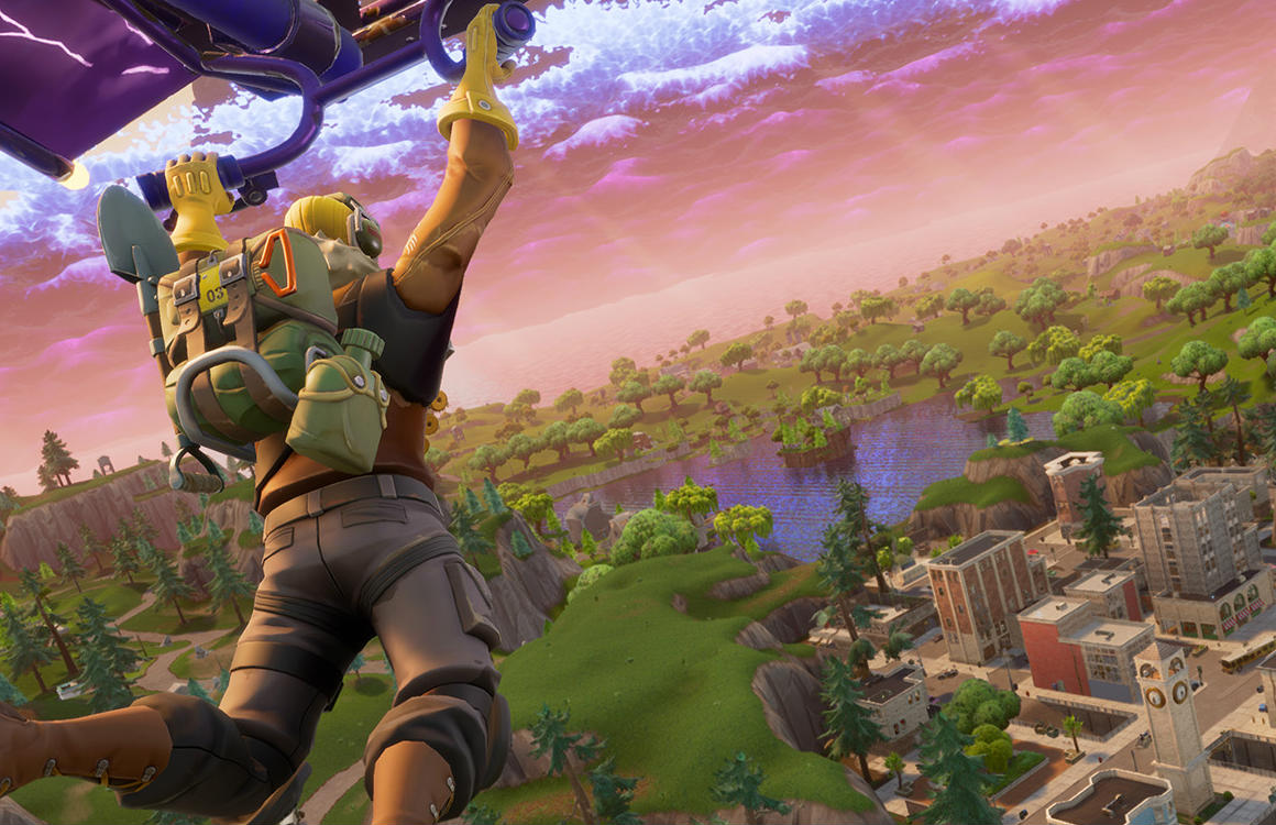 Fortnite voor Android komt niet in Google Play: zo download je de game straks