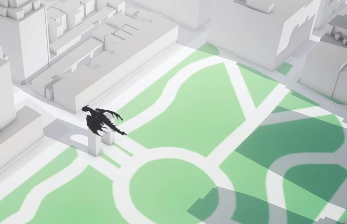 Google maakt ar-games echter door je omgeving te gebruiken