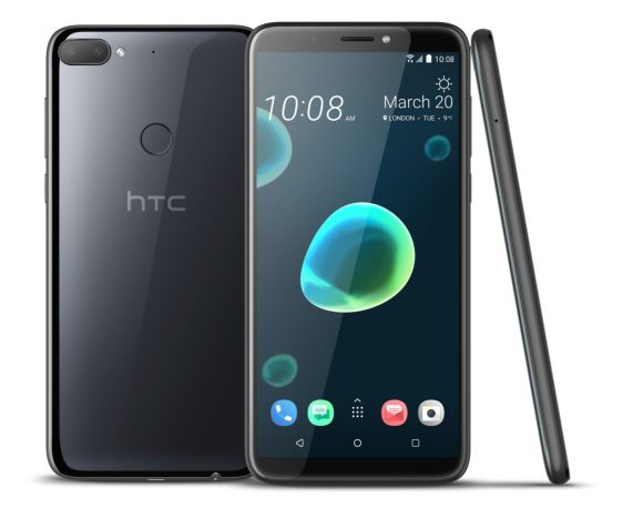 HTC Desire 12 Plus officieel
