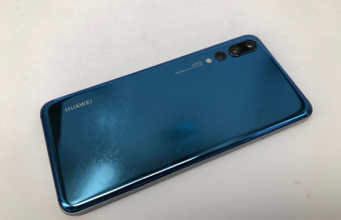 Huawei P20 Pro preview