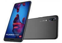 Huawei P20 nu te koop in Nederland, P20 Pro pre-orders ook van start