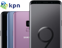 KPN SAMSUNG S9 AANBIEDING
