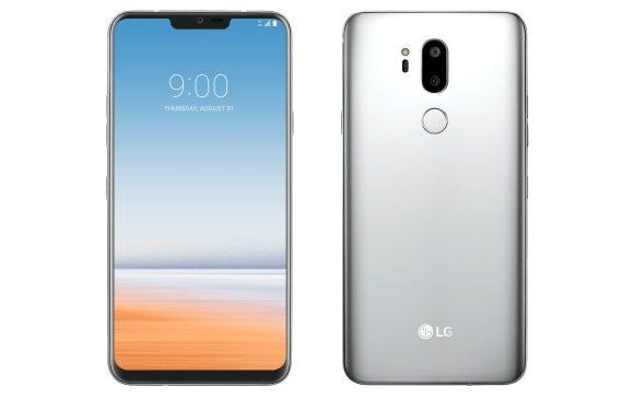 'LG G7 speelt leentjebuur: volgend vlaggenschip heeft notch'