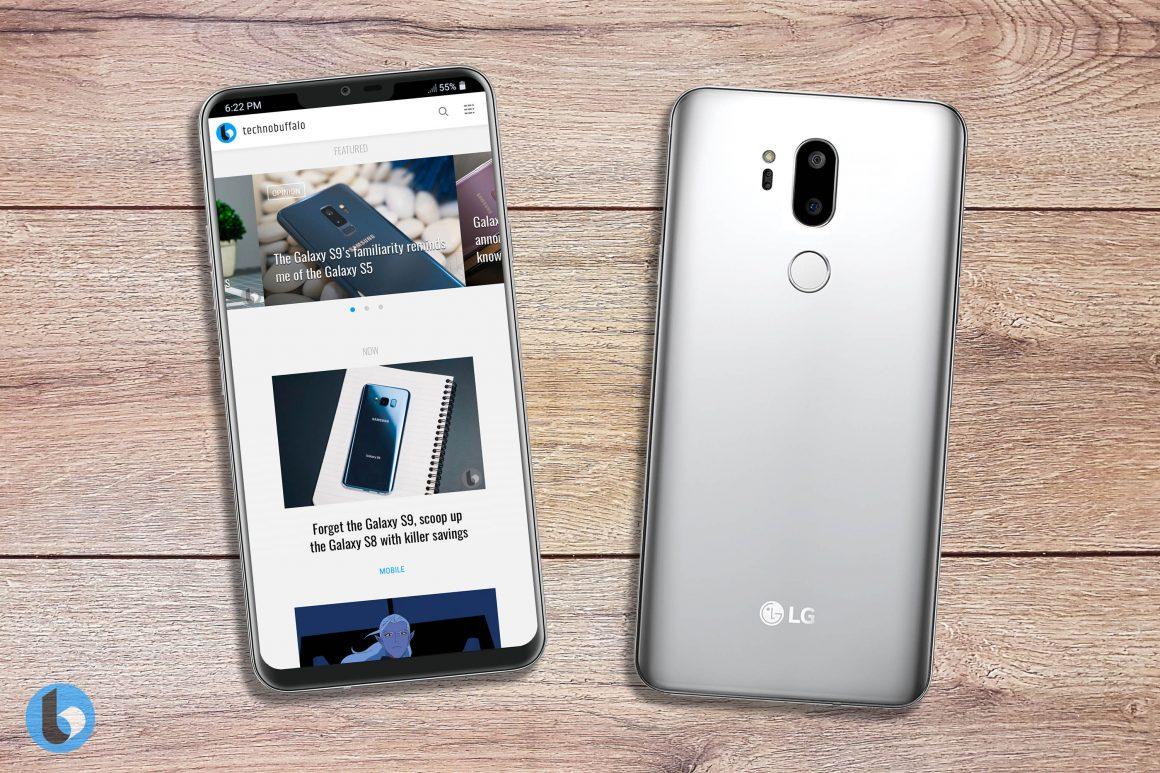 LG G7 foto