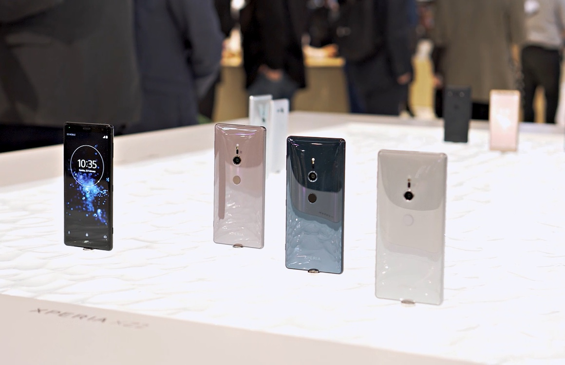 Video: dit zijn de beste smartphones van Mobile World Congress 2018