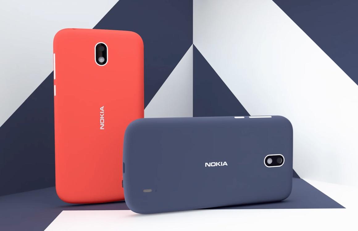 89 euro-kostende Nokia 1 met Android Go verschijnt in Nederland