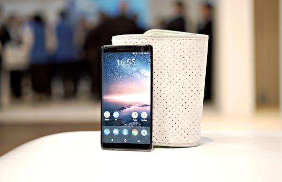'Nokia brengt nog twee topmodellen uit in 2018: 8 Pro en 9'