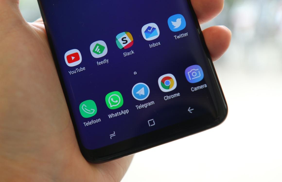 Update voegt gespreksopname toe aan Samsung Galaxy S9 (Plus)