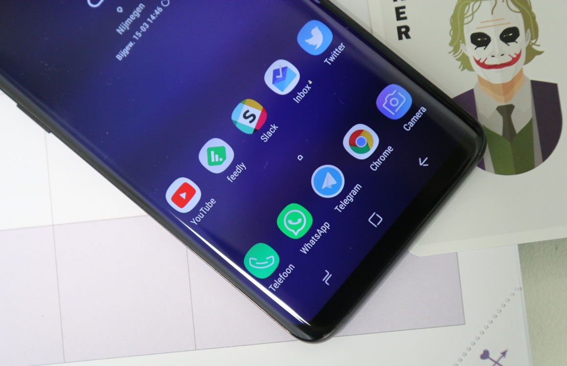 Samsung Galaxy S9 (Plus) krijgt Android 9.0 (Pie) in Nederland