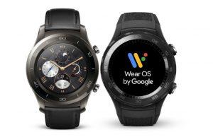 Nieuwe Wear OS-smartwatches