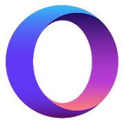 Opera Touch icoon