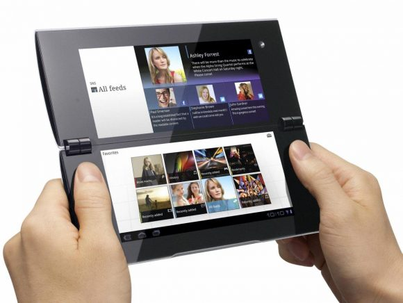 Sony Tablet P Android flops