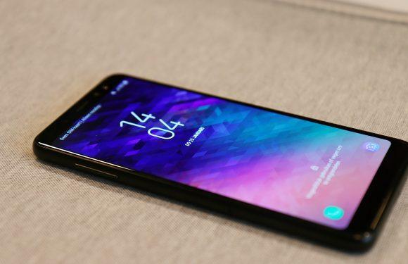 Tijdelijk 50 euro cashback bij aanschaf Samsung Galaxy A8 (2018)
