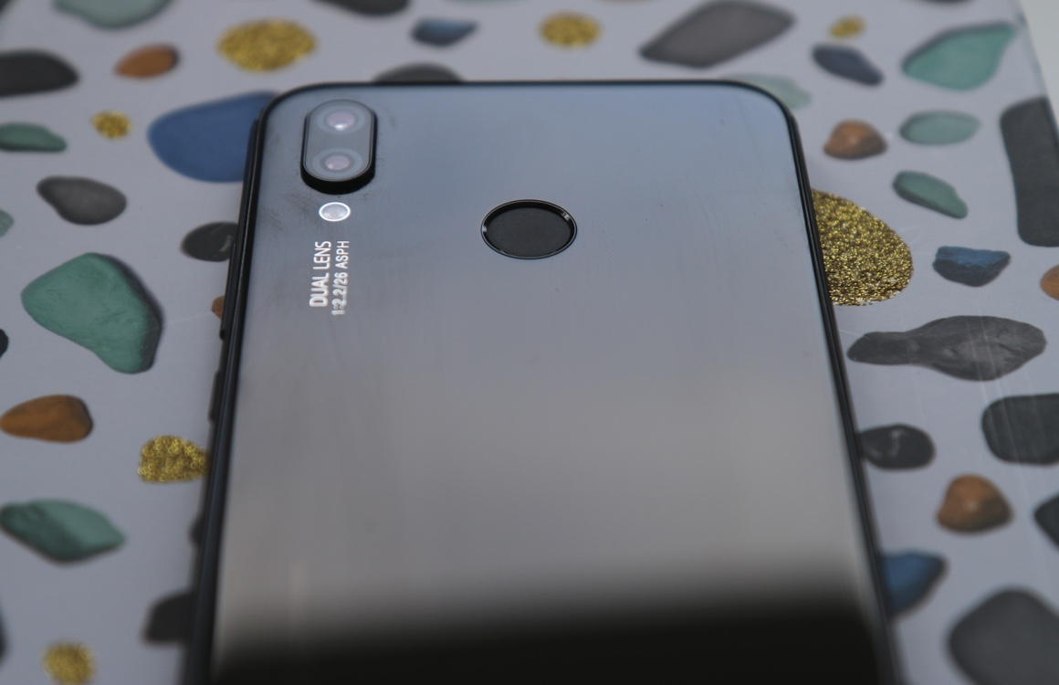 android p meerdere camera's