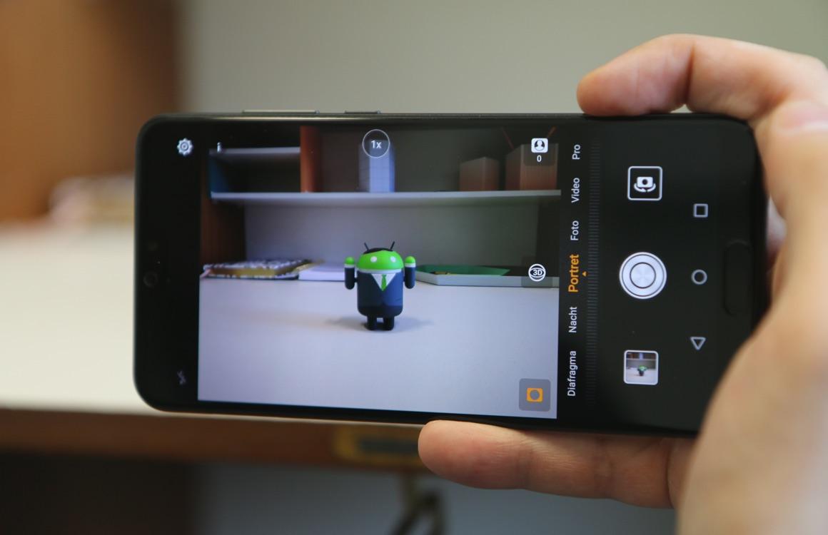 Camera-update voor Huawei P20 Pro verbetert superslowmotion