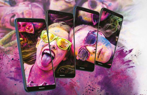 Huawei brengt 2018-versies Y7 en Y6 uit: randloze budgetsmartphones