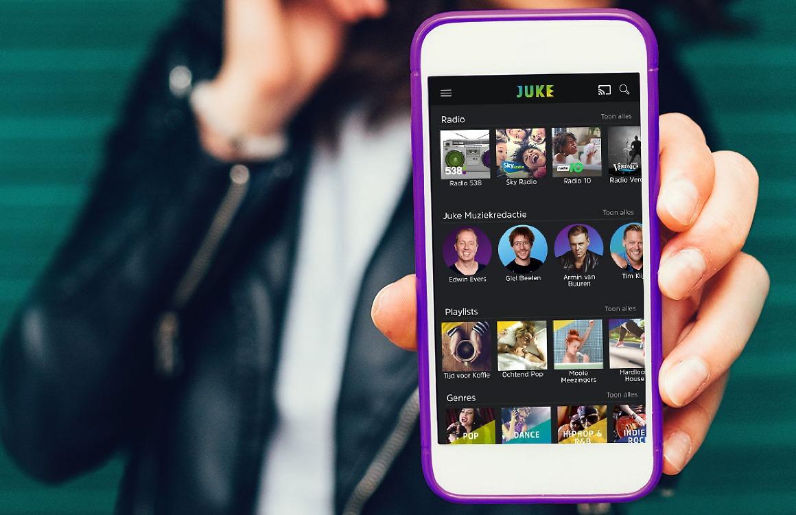 Juke review: Nederlandse streamingdienst biedt alternatief voor Spotify